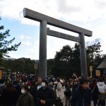 初詣に伊勢神宮へ車で東京から行ってみた!行き方と注意点